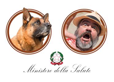 Ministero della Salute – Campagna contro l'abbandono degli animali d'affezione