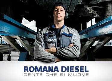 Romana Diesel – shooting